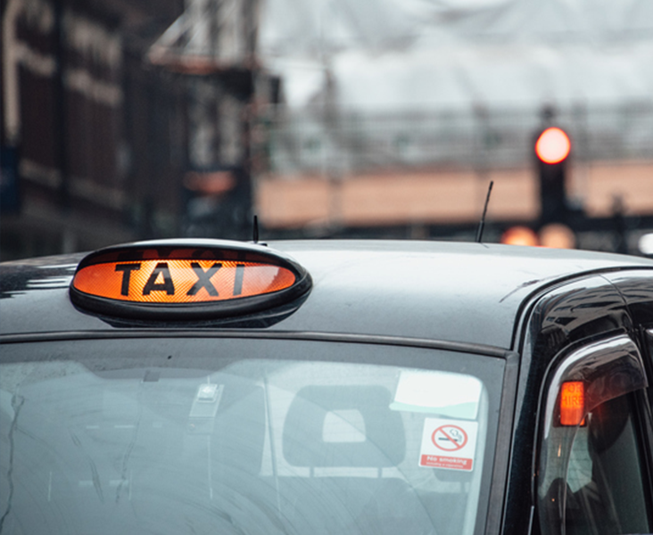 Clearing the air over cab emissions