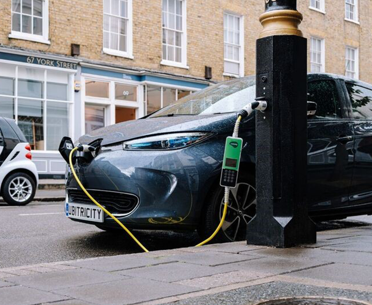 Electrifying plan to improve air quality