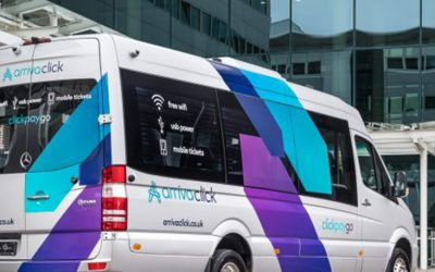 On-demand public transport service 'ArrivaClick' has arrived
