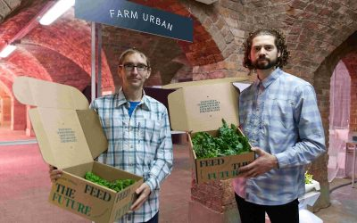 Clean air pioneers provide city with food for thought