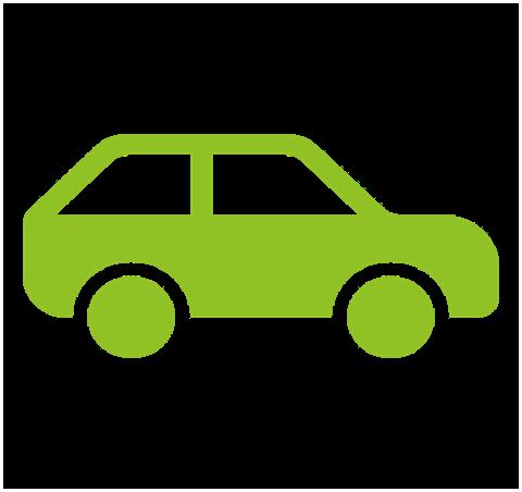 An illustration of a car
